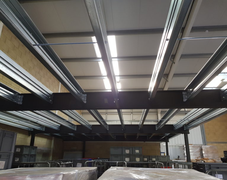 Sws Developments Mezzanine Flooring Manufacturers