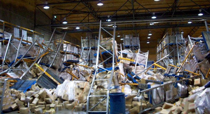 pallet-rack-collapse