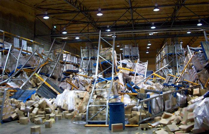 Pallet Racking Inspections Amp Repairs Sws Developments Ltd
